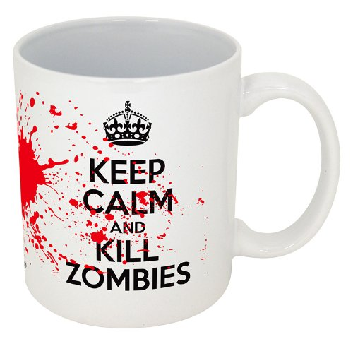 Funny Guy Mugs Zombies 11 Ounce product image