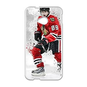 Happy NFL Fearless Man Fahionable And Popular Back Case Cover For HTC One M7