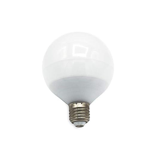 LineteckLED -G95-12W - Bombilla LED de globo G95, casquillo grande E27,