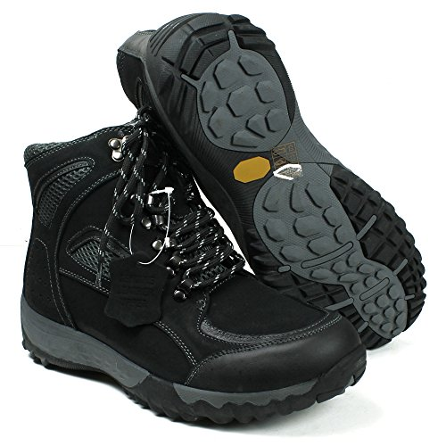 76452 Black Working Shoes Men's CitiShoe RwaZqta