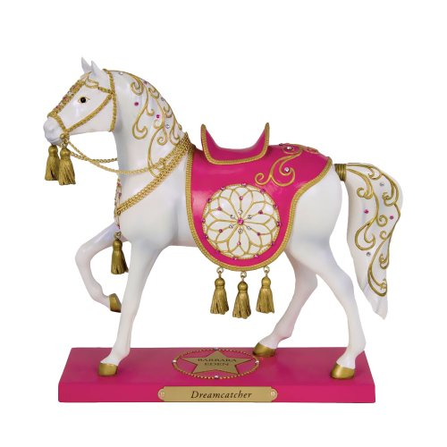 (Enesco Trail of Painted Ponies from Dreamcatcher Celebrity Pony Figurine 6.75 in)