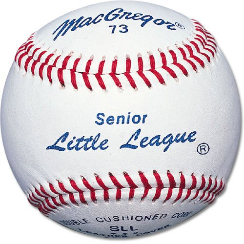 MacGregor 73C Senior League Baseball (Pack of 12)