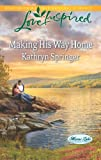 img - for Making His Way Home (Mirror Lake) book / textbook / text book