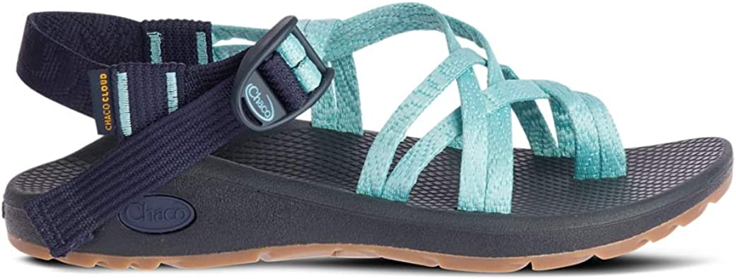 9 10  Z//CLOUD X2 SPORT SANDALS HIKING TRAIL ADJUSTABLE!! CHACO WOMENS 7 8