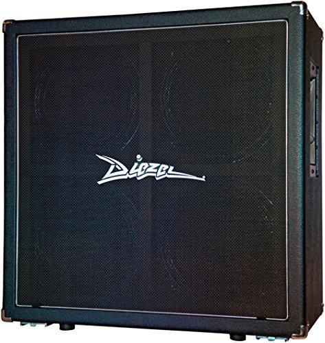 - Diezel Frontloaded 240W 4x12 Guitar Speaker Cabinet