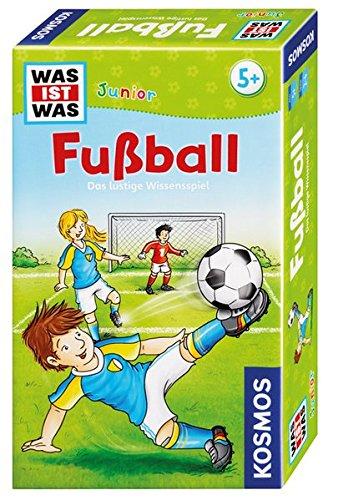 KOSMOS Spiele 711207 - WAS IST WAS Junior - Fußball