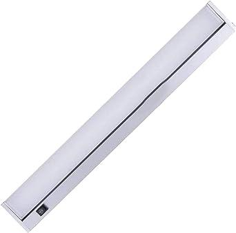 Hi Lite 1701083346 LONDON schwenkbare LED Unterbauleuchte 5W Silber 35cm Lampe