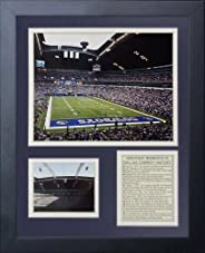 Legends Never Die Dallas Cowboys Texas Stadium Framed Photo Collage, 11x14-Inch