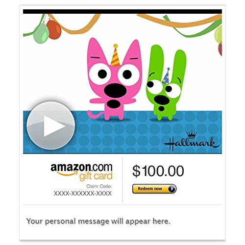 Amazon eGift Card - Animated TestB ()