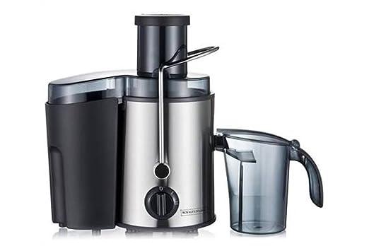 B-black® - Licuadora eléctrica, extractor de zumo para frutas y ...