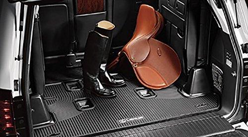 Genuine Lexus LX570 All-Weather Cargo Mat - 2008-2015 LX570