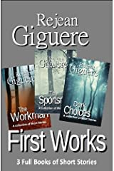First Works (short stories) Kindle Edition