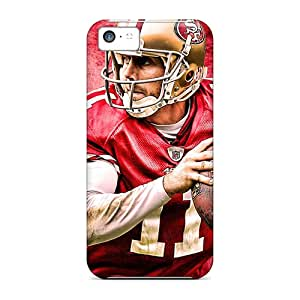 High-end Case Cover Protector For Iphone 5c(san Francisco 49ers)