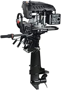 Superior Engine System Outboard Motor 4-strok Inflatable Fishing Boat