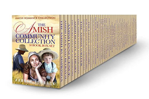 The Amish Community Collection (Amish Romance) (50 Book Box Set) cover