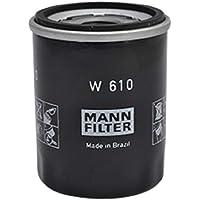 Original MANN-FILTER Filtro do Óleo W610 FIAT