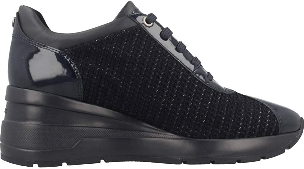 Geox D Zosma A, Sneakers Basses Femme
