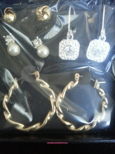 Avon Elevated Sophistication Earring Set