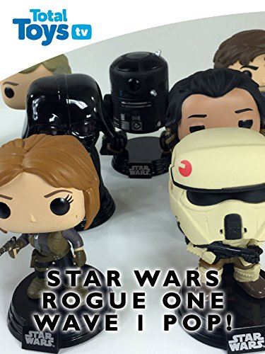 Star Wars Rogue One Funko Pop! Wave 1 Collection Review