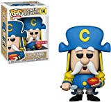 Funko Pop Ad Icons Cap'n Crunch (Target Exclusive) Vinyl Collectible Figure #14