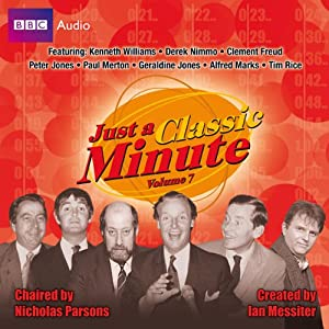 Just a Classic Minute: Volume 7 Radio/TV Program