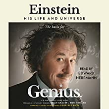 Einstein: His Life and Universe Audiobook by Walter Isaacson Narrated by Edward Herrmann
