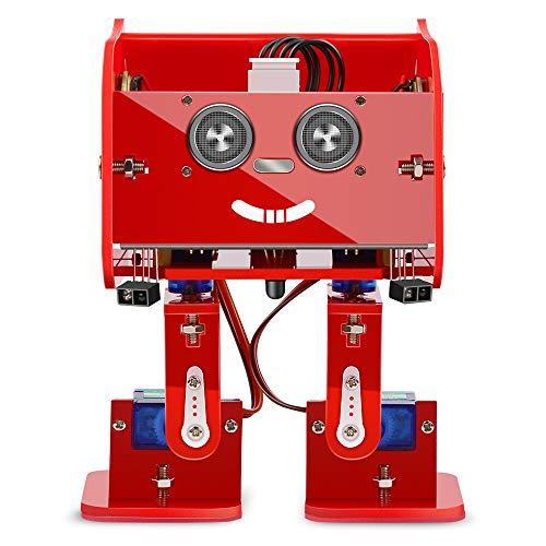 ELEGOO Arduinoプロジェクト Penguin Bot リモコンロボットキット 説明書付 STEMおもちゃ