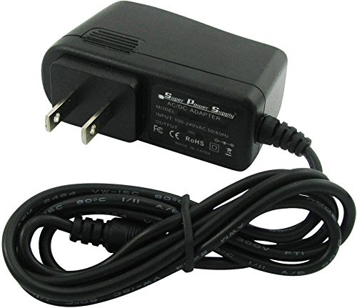 Super Power Supply® AC / DC Adapter Charger Cord for Garmin GPS Streetpilot I2 I3 I5 ; Zumo Zūmo 220 550 660 665 ; Vista Etrex Cx C Hcx GPS ; 010-11478-03 010-10723-14 MiniUSB Mini USB Plug