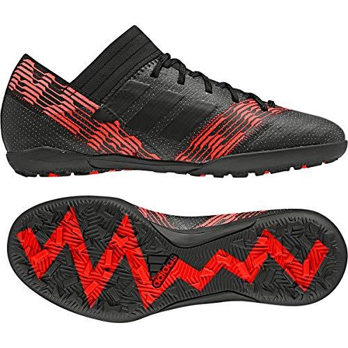 adidas Performance Boys' Nemeziz Tango 17.3 TF J,core black/core black/tactile gold,2 M US Little Kid (Indoor Soccer Shoes Messi Kids)