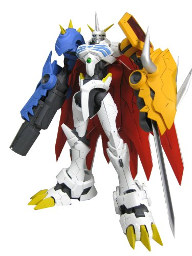 Bandai Digimon Reboot Omegamon Model Kit