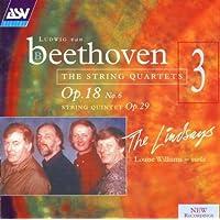 Beethoven - String Quartets, Vol 3