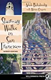 Front cover for the book Stairway Walks in San Francisco by Adah Bakalinsky