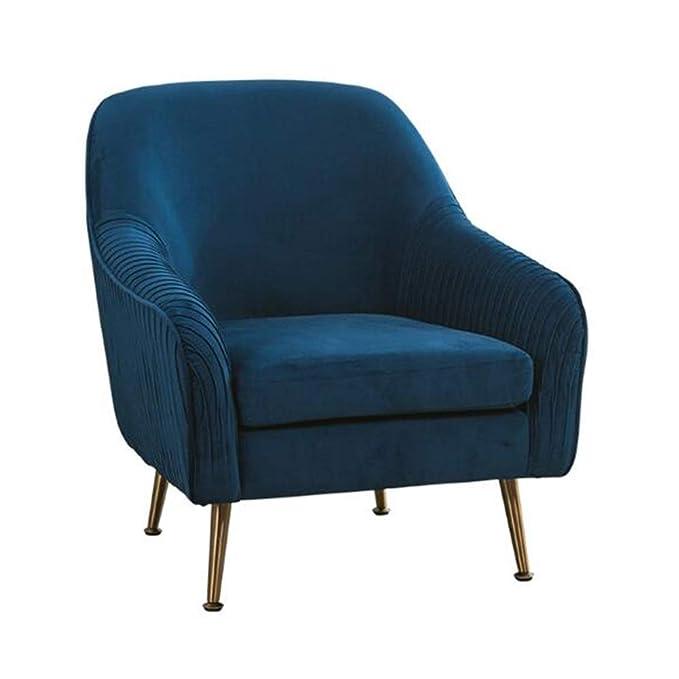Amazon.com: YQQ-Lazy - Sillón con respaldo para sofá, sillón ...