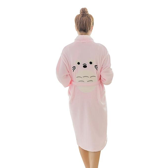 BESTOYARD Pijamas de Franela Cálida de Invierno Patrón de Panda ...
