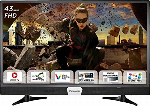 Panasonic Full HD LED Smart TV TH-W43ES48DX