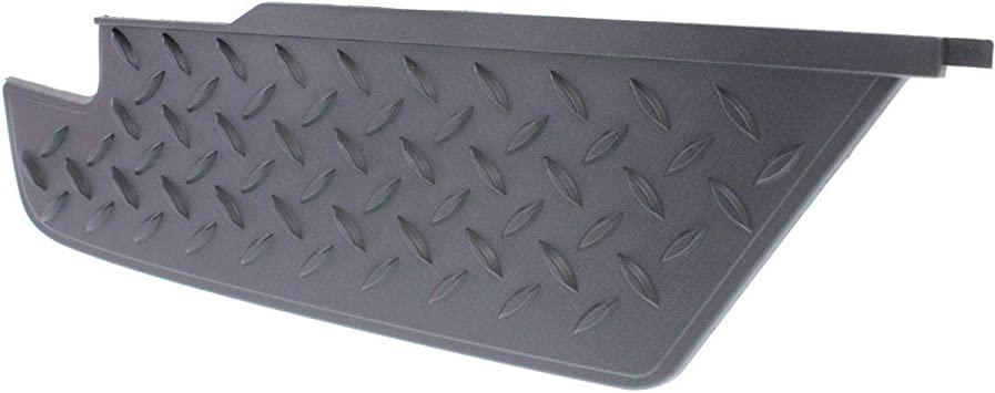 New Black Rear Driver Side Bumper Pad for GMC 10372927