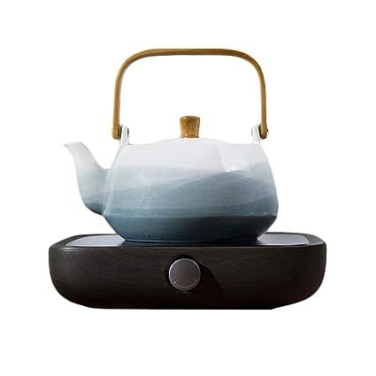 ZHAO ZHANQIANG Tetera de cerámica Simple, hervidor de té, Tetera, Estufa de té