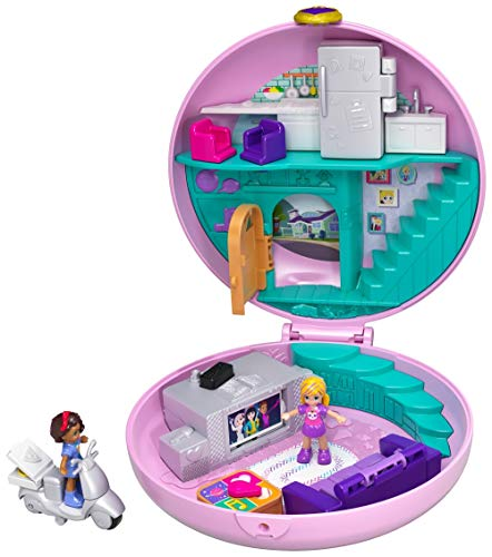 (Polly Pocket Donut Pajama Party )