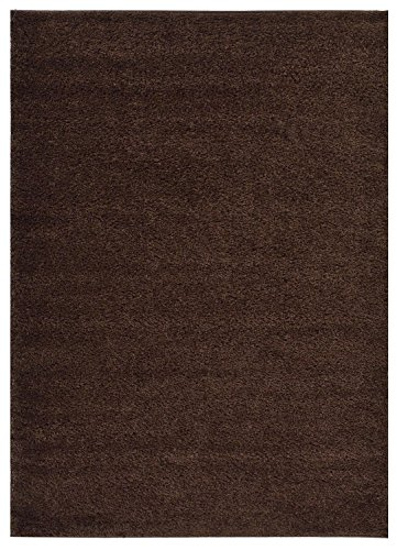 "RugStylesOnline, Shaggy Collection Shag Area Rugs, 3'3""x5' -"