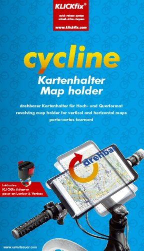 Cycline Kartenhalter; Cycline Map Holder