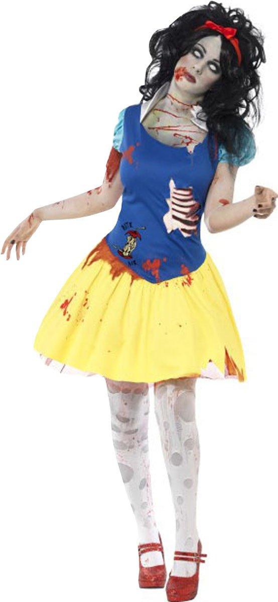 Erwachsene Erwachsene Erwachsene Halloween Fancy Kleid ZOMBIE Snow Fright Kostüm Gr. XS, multi a30feb