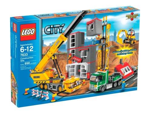 LEGO City Construction Site - Set Construction City Site