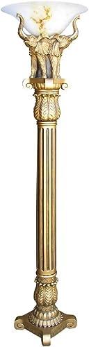 ORE International 9000 Antique-Style Floor Lamp