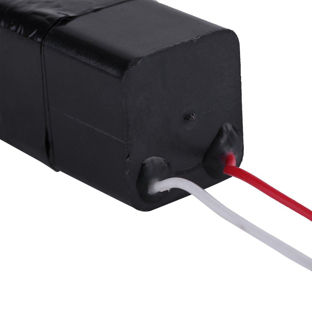 4.8 V 40-50KV Modulo ad Arco Elettrico Modulo Bobina di Accensione Trasformatore alta Tensione Akozon Modulo Generatore Convertitore di Impulsi Alta Tensione DC 3.6 V