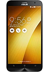 ASUS ZenFone 2 Unlocked Cellphone, 64GB, Gold (U.S. Warranty) (Discontinued by Manufacturer)