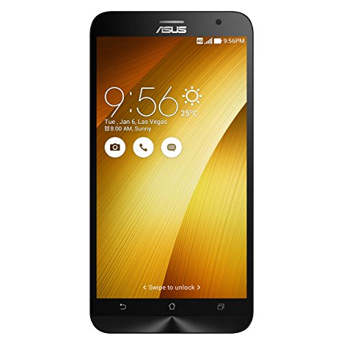 ASUS ZenFone 2 Cellphone 64GB Gold(Unlocked )