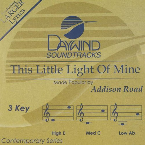This Little Light of Mine (Daywind Soundtracks - Little Music Light