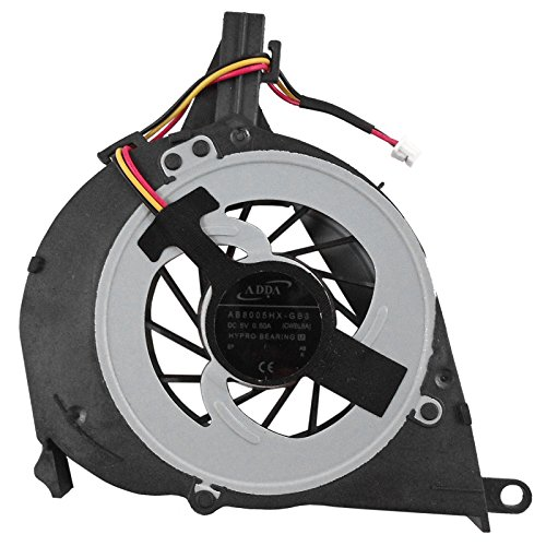 CBK Laptop CPU Fan For Toshiba Satellite L650 L650D L655 L655D Series L655-S5075 L655-S5096 L655-S5098 L655-S5099 L665-S5101 L665-S5115 L655-S5150 L655-S5157 (Toshiba Dc Fan)