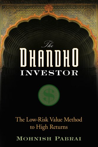 The Dhandho Investor: The Low-Risk Value Method to High Returns (Best Low Risk Investments)