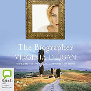 The Biographer Audiobook